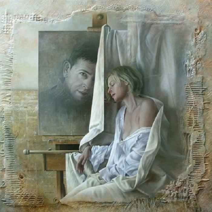 Femme solitaire peut prendre un passionné