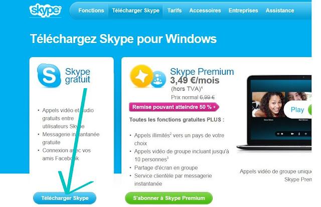 Flirt gratuit pour skype récréer